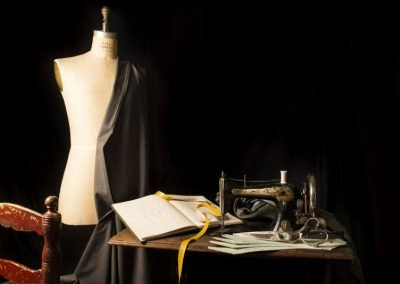 Diseño y Confección Prendas de Vestir