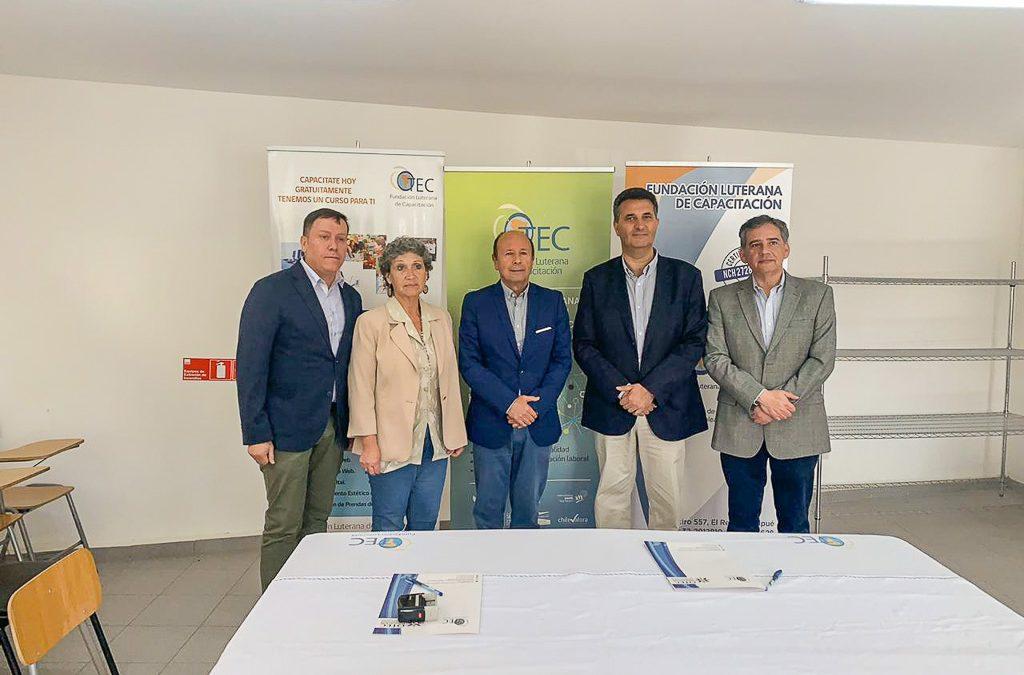 Firma de Convenio de Cooperación Institucional